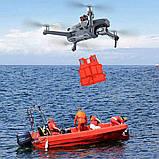 Професійний розпилювач повітря, пристрій доставки дрона, система падіння для DJI Mavic 2 Zoom/Pro Dron, фото 8