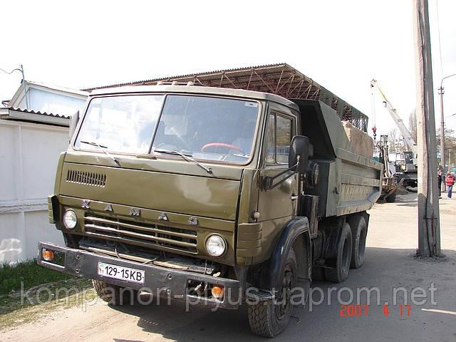 Вывоз строймусора в Киеве.