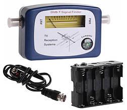 Тестер для поиска эфирного сигнала DVB-T Finder