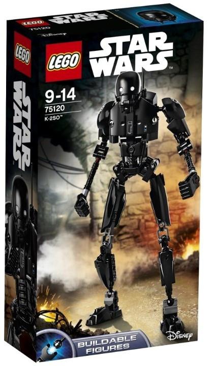 Lego Star Wars Дроїд K 2 SO 75120