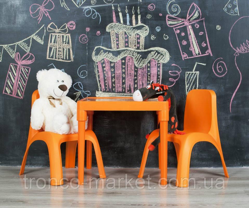комплект мебели столик и стульчикипластикукраина цена 605 грн