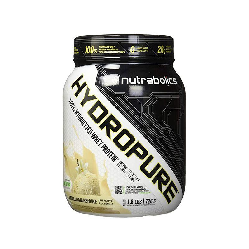 Протеин Nutrabolics HydroPure, 727 грамм Ваниль