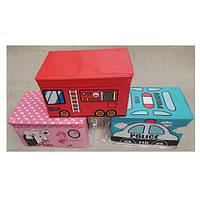 Кошик для іграшок MR 0363 ящик