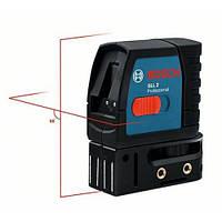 Нивелир лазерный линейный Bosch GLL 2