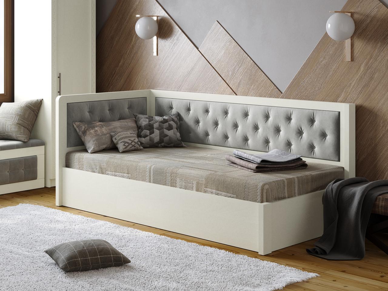 Дитяче ліжко Немо Люкс М2 з підйомним механізмом ТМ Arbor Drev