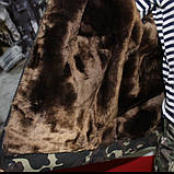 Куртка натуральная овчина дубок, фото 4