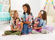 Велика лялька Энчантималс Брі Банні і зайчик Твіст Enchantimals Bree Bunny Doll 31 см ОРИГІНАЛ, фото 8