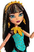 Кукла Монстр Хай Клео де Нил Первый день в школе Monster High Signature Look Core Cleo De Nile Doll, фото 3