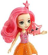Кукла Энчантималс Морская Звезда Старлинг и морские звездочки Идиль  Enchantimals Starling Starfish Dolls, фото 5