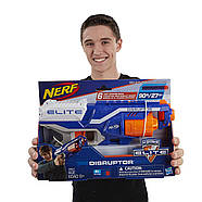 Бластер Нерф Элит Дисраптор  Nerf N-Strike Elite Disruptor, фото 3