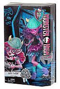 Лялька Кьерсти Троллсен Монстри з обміну Монстер Хай Kjersti Trollson Brand-Boo Students Monster High, фото 3