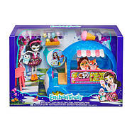 Игровой набор Enchantimals Фургончик мороженого Прины Пингвины, фото 3