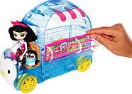 Игровой набор Enchantimals Фургончик мороженого Прины Пингвины, фото 8