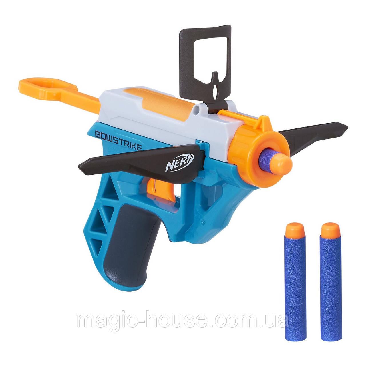 Бластер Nerf  Мини-арбалет БоуСтрайк  N-Strike BowStrike Blaster