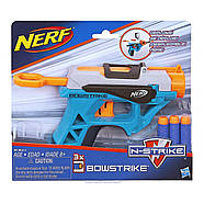 Бластер Nerf  Мини-арбалет БоуСтрайк  N-Strike BowStrike Blaster, фото 2