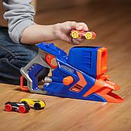 Бластер Nerf стреляющий машинками Nerf Nitro FlashFury Chaos, фото 8