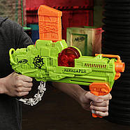 Бластер  Nerf Зомби Страйк Реврипер Zombie Strike RevReaper, фото 5