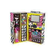"Модный Кейс Monster High и кукла Дракулаура Fashion Doll Case "" Draculaura"", фото 4"