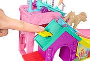 Набор Barbie кукла Челси и собачка в скейт-парке, фото 7