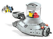 Конструктор Mega Bloks Подводная лодка миньонов Despicable Me Minion Mobile, фото 5