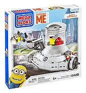 Конструктор Mega Bloks Подводная лодка миньонов Despicable Me Minion Mobile, фото 6