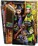 Набор Monster High Дьюс Горгон и Клео де Нил Бу Йорк Boo York Cleo de Nile and Deuce Gorgon, фото 9