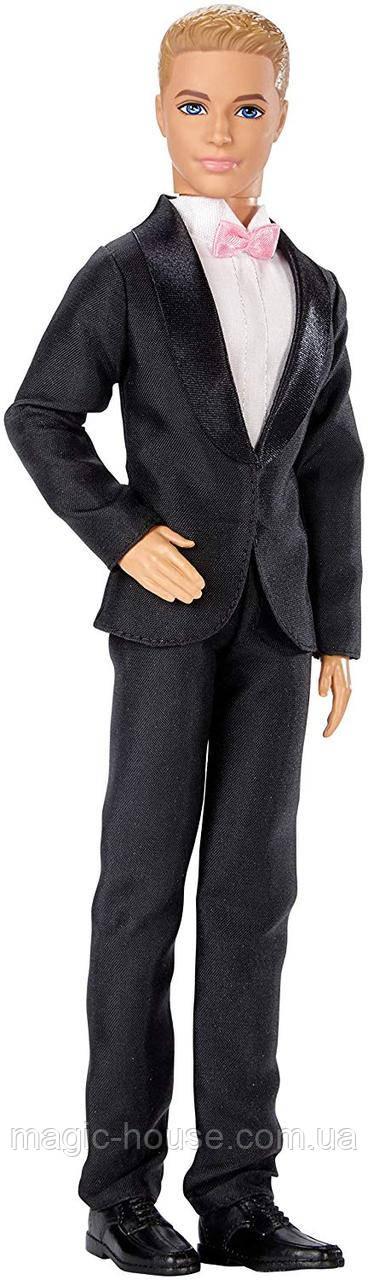 Лялька Barbie Кен Наречений Fairytale Groom Doll
