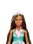 """Лялька Barbie Принцеса """"Чарівні волосся"""" Dreamtopia Color Stylin' Princess, фото 8"""