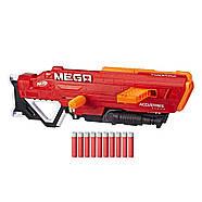 Бластер Нерф мега Тандерхок Комбат Thunderhawk Nerf AccuStrike Mega Toy Blaster E0403, фото 3