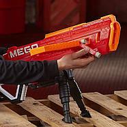 Бластер Нерф мега Тандерхок Комбат Thunderhawk Nerf AccuStrike Mega Toy Blaster E0403, фото 4