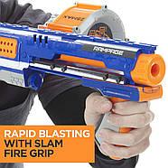Бластер Нерф Элит Рэмпейдж Ярость Nerf Rampage N-Strike Elite Toy Blaster, фото 5