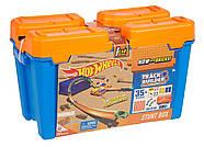 Трек Hot Wheels валізу для трюків Хот ВилсТгаск Builder Stunt Box, фото 2