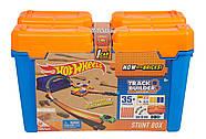 Трек Hot Wheels валізу для трюків Хот ВилсТгаск Builder Stunt Box, фото 6