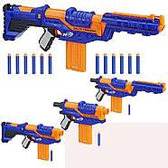 Бластер Нерф Элит Дельта Трупер  Оригинал Nerf N-Strike Elite Delta Trooper, фото 3