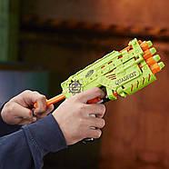 Бластер Нерф Зомби Страйк Квадрот Nerf Zombie Strike Quadrot Оригинал, фото 6