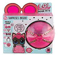 Ігровий набір Оригінал L. O. L. Surprise! Biggie Pet Кішечка Кітті, фото 2