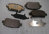 Колодки тормозные передние  FC 1061001401