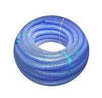 Шланг гофрированный сантехнический EVCI PLASTIK (бухта 25м) 32 мм