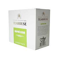 Чай пакетований Teahouse для заварников гранпак імбирний зелений 20 шт.