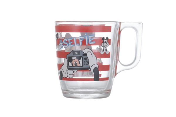 "Чашка скло дитяча 250мл ""Luminarc.Disney Colors Mickey"" №59384/9176(12)"