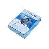 Кантерные електронні цифрові ваги до 50 кг, кантер WH A08, фото 4