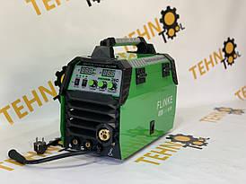 Зварювальний напівавтомат інверторного типу FLINKE MIG/MMA-350-ПОЛЬЩА