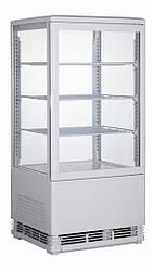Витрина холодильная GoodFood RT68L белая