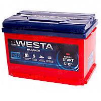 WESTA 6СТ-78 Ач EFB Start Stop