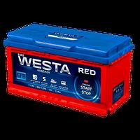 Акумулятор Westa 6CT-110 А АзЕ RED EFB