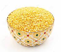 Маш лущений. Мунг дав жовтий, один з найпопулярніших і смачних бобових, Mung Dal, Аюрведа Тут