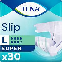 Підгузники для дорослих Tena Slip Super Large 30 шт .
