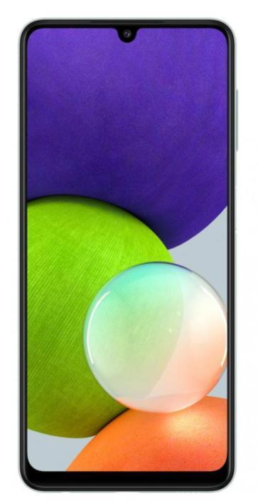 Смартфон Samsung Galaxy A22 4/64GB Light Green (SM-A225FLGD)