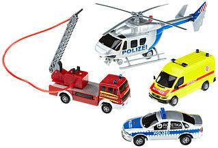 Игровой набор Спасательная служба Dickie 3314134