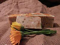 Натуральное мыло Календула